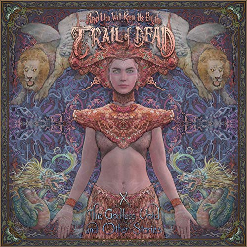 And You Will Know Us By the Trail of Dead - X:The Godless Void and Other Stories (Gatefold black LP+CD) [Vinyl LP]