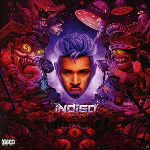 Brown , Chris - Indigo