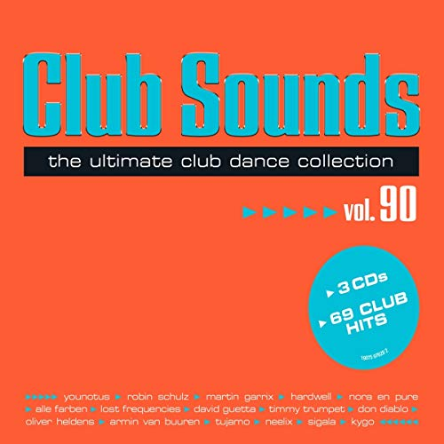 Sampler - Club Sounds,Vol.90