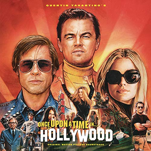 OST - Once Upon A Time In Hollywood (Limited Edition) (Orange) (Vinyl)