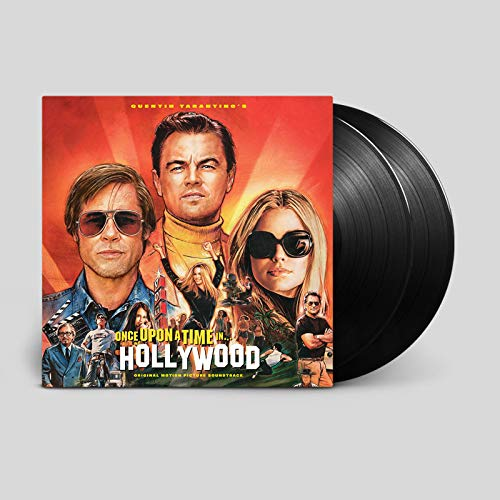 OST - Quentin Tarantino's Once Upon A Time In Hollywood (Vinyl)