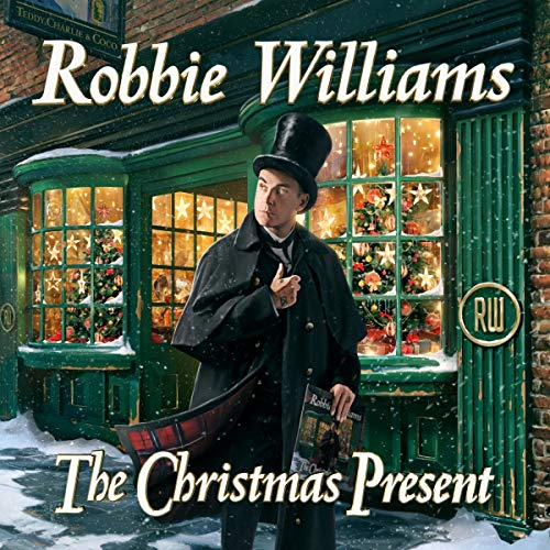 Williams , Robbie - The Christmas Present