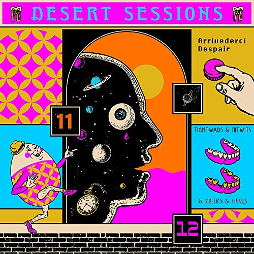 Desert Sessions - Vol 11&12