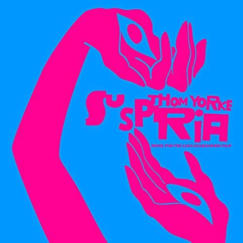 Thom Yorke - Suspiria-Music for the Luca Guadagnino Film-Colour [Vinyl LP]