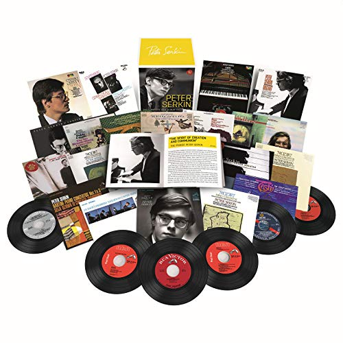 Serkin , Peter - The Complete RCA Album Collection (35-CD BOX SET)