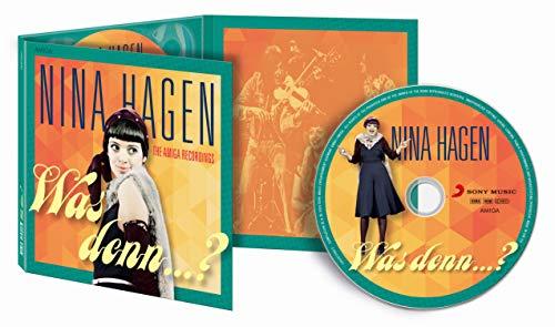 Hagen , Nina - Was denn...? The AMIGA Recordings