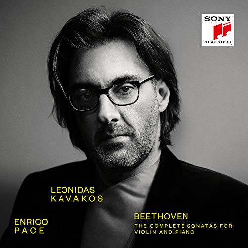 Kavakos , Leonidas - Beethoven: The Complete Sonatas For Violin And Piano (With Enrico Pace)