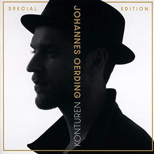 Oerding , Johannes - Konturen (Special Edition)