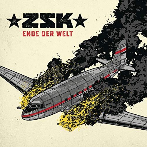 ZSK - Ende der Welt (Black Vinyl)