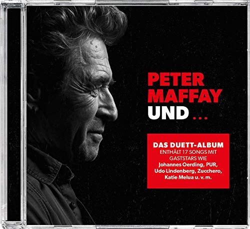 Maffay , Peter - Peter Maffay und... (Jewel Case Edition)