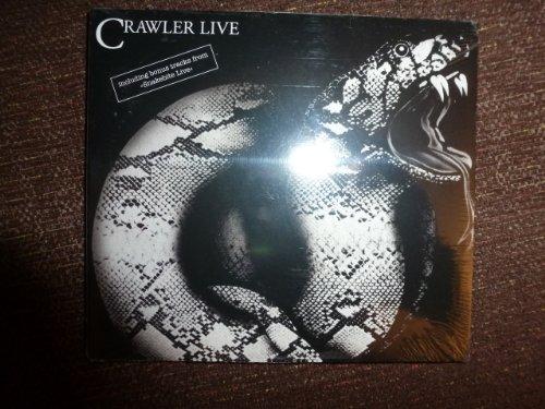 Crawler - Live / Snakebite Live (Digipak)