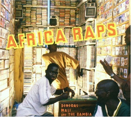 Sampler - Africa raps