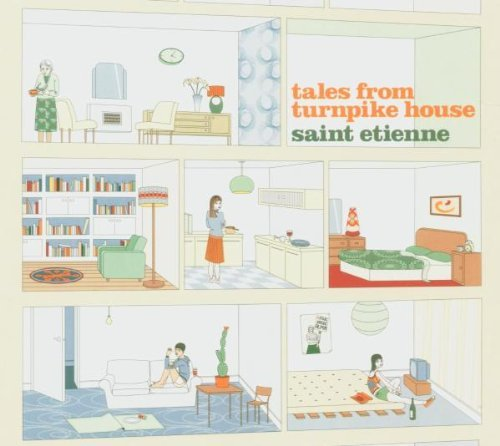 Saint Etienne - Tales from turnpike house (Limited Edition   6 EP Tracks)