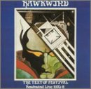 Hawkwind - The text of festival - Live 1970 - 1972