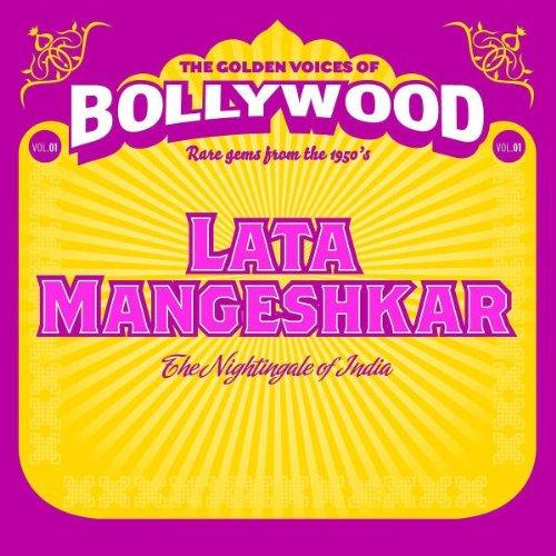 Mangeshkar , Lata - The Nightingale of India (The Golden Voices of Bollywood 1)
