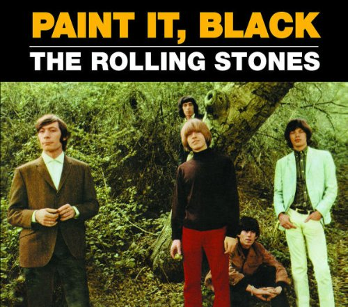Rolling Stones , The - Paint It, Black (Maxi)