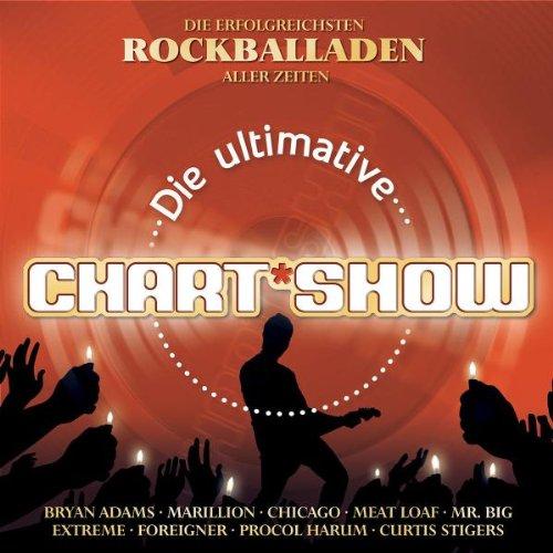 Sampler - Die Ultimative Chartshow - Rockballaden