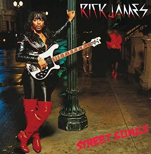 James , Rick - Street Songs (Vinyl)