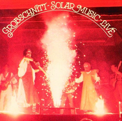 Grobschnitt - Solar Music - Live (Vinyl)
