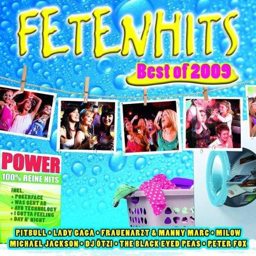 Sampler - Fetenhits Best of 2009