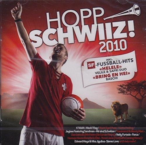 Sampler - Hopp Schwiiz! 2010