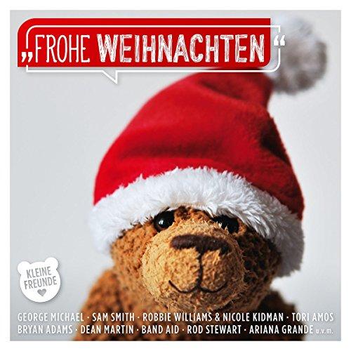 Sampler - Frohe Weihnachten (Kleine Freunde)