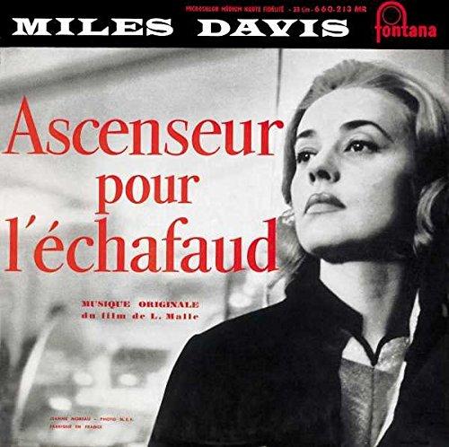 Davis , Miles - Ascenseur Pour L'Echafaud (Remastered) (A Deluxe 3-LP SET) (Limited Collector's Edition) (10'') (Vinyl)