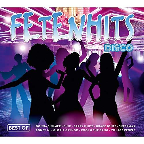 Sampler - Fetenhits Disco (Best Of)