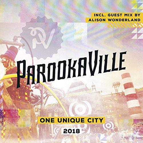 Sampler - Parookaville 2018