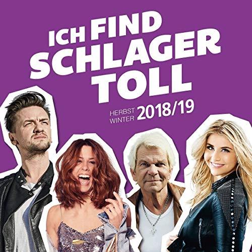 Sampler - Ich find Schlager toll - Herbst/Winter 2018/19
