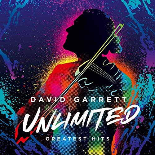 Garrett , David - Unlimited - Greatest Hits