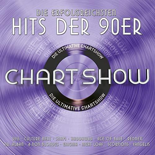 Sampler - Die ultimative Chartshow - Hits der 90er