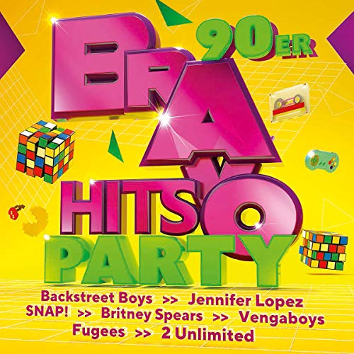 Various - Bravo Hits Party-90er