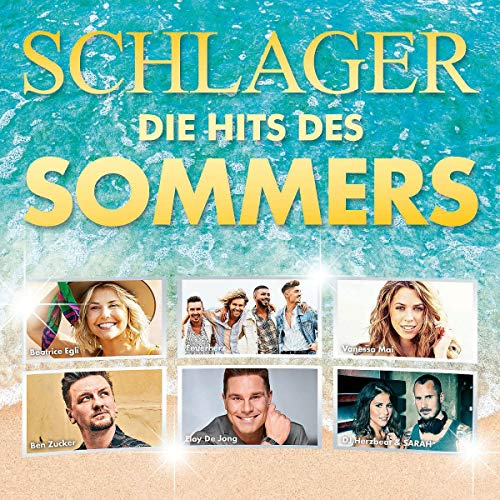 Various - Schlager-die Hits des Sommers