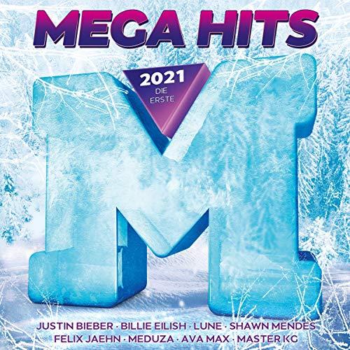 Sampler - MegaHits 2021 - die Erste (2CD)