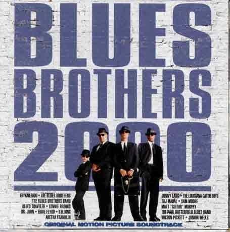 Soundtrack - Blues brothers 2000