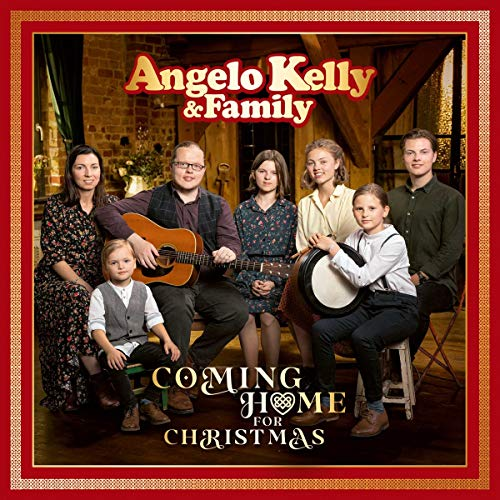 Kelly , Angelo & Family - Coming Home For Christmas