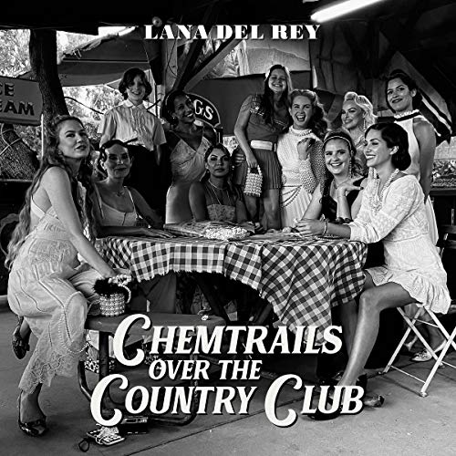Rey , Lana del - Chemtrails Over The Country Club (Vinyl)