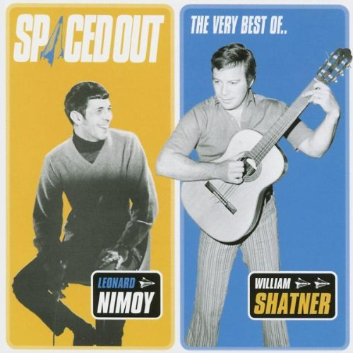Nimoy , Leonard & Shatner , William - Spaced Out - The Very Best Of...