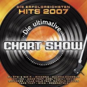 Sampler - Die ultimative Chartshow - Hits 2007