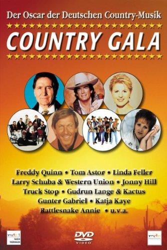 DVD - Country Gala - Der Oscar der Deutschen Country-Musik