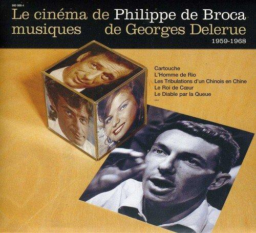 Delerue , Georges - Le Cinema De Philippe De Broca 1959-1968