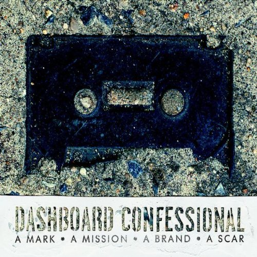 Dashboard Confessional - A mark, a mission, a brand