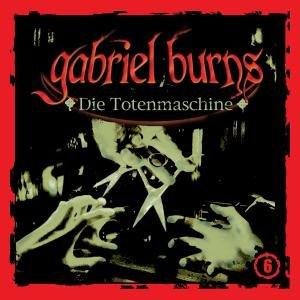 Burns , Gabriel - 06 - Die Totenmaschine