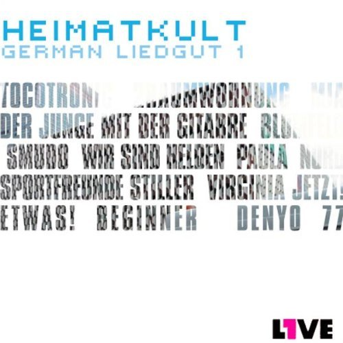 Sampler - Heimatkult - German Liedgut 1