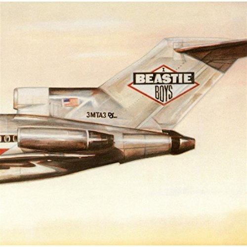 Beastie Boys - Licensed To Ill (sound vision)