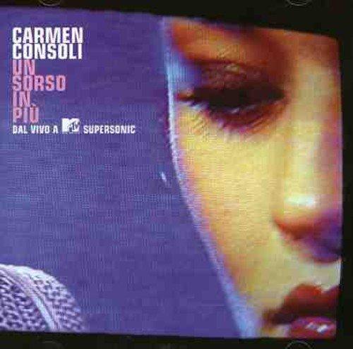 Consoli , Carmen - Un Sorso In Piu (Dal Vivo A MTV Supersonic)