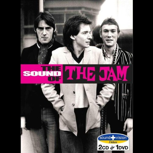 Jam , The - Sound Of The Jam - Deluxe Sound & Vision (2 CD's + DVD)