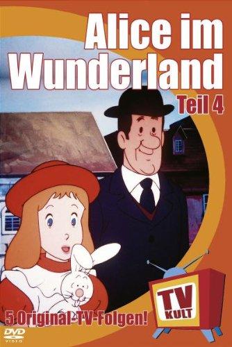 DVD - Alice im Wunderland 4