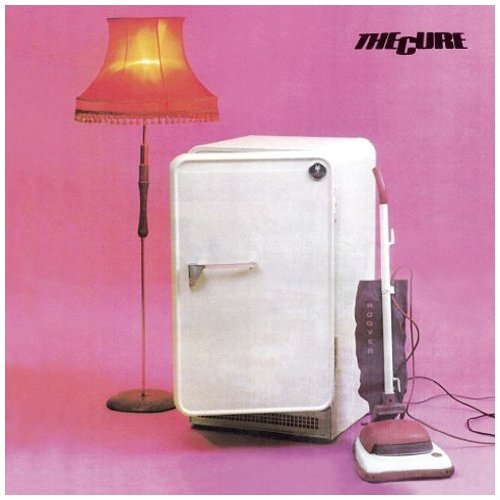 the Cure - Three Imaginary Boys (Remastered)